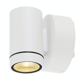 Bellalite Helia Downlight Vit Utelampa LED