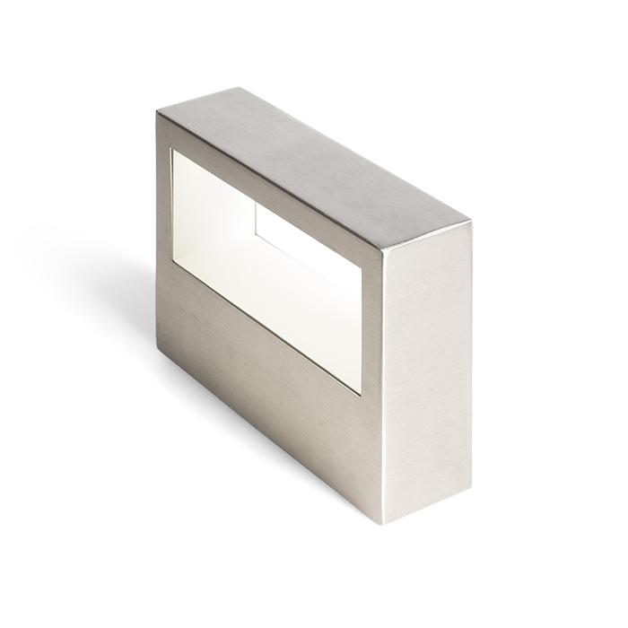 Rendl Chloe Utelampa Vägg LED Rostfritt stål