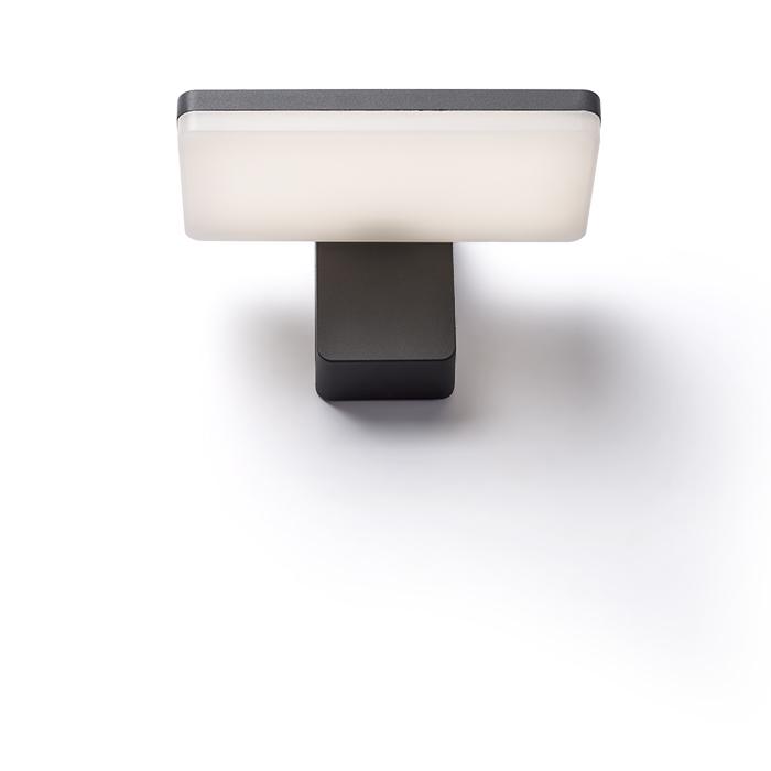 Rendl Rina Utelampa Vägg LED Antracitgrå