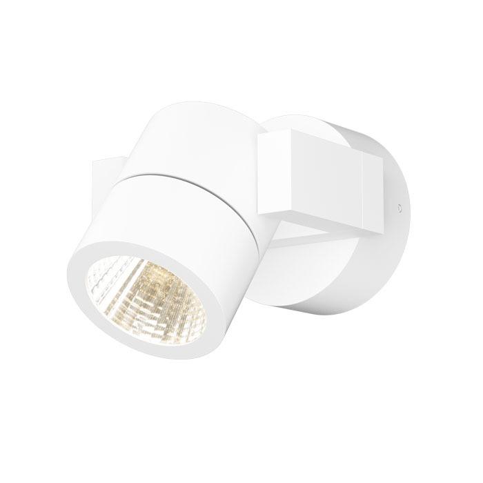 Rendl Orit Utelampa Vägg LED Vit