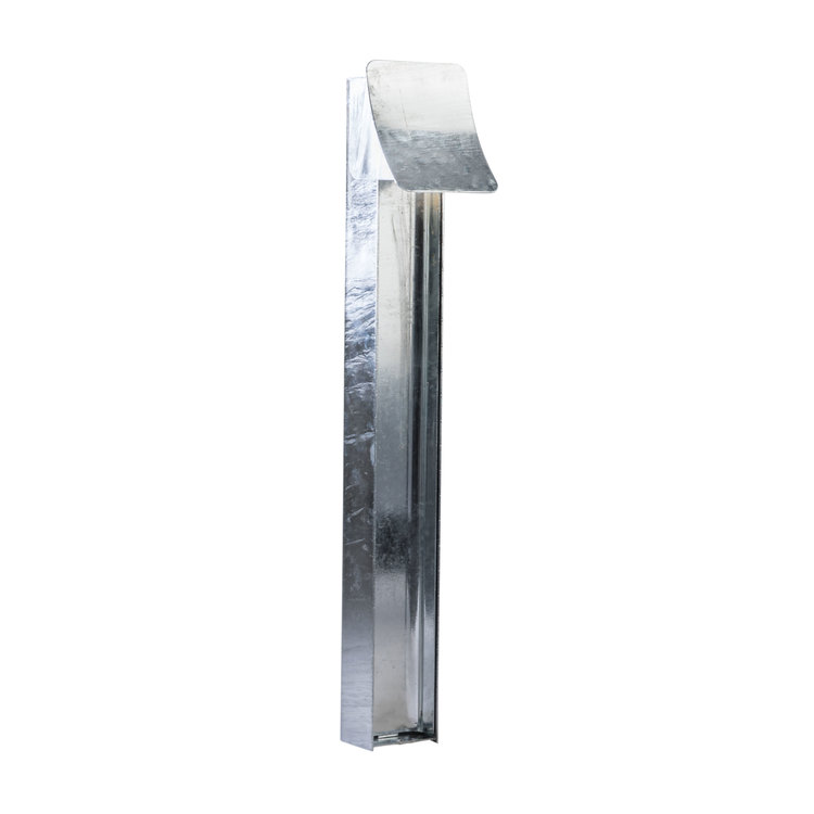 Belid Bend U7397 Pollare LED Galvaniserad