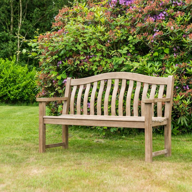 Trädgårdsbänk Turnberry 5ft Sherwood