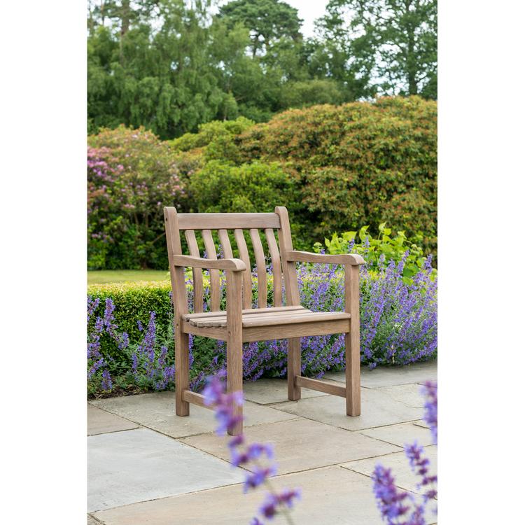 Trädgårdsstol Broadfield Sherwood