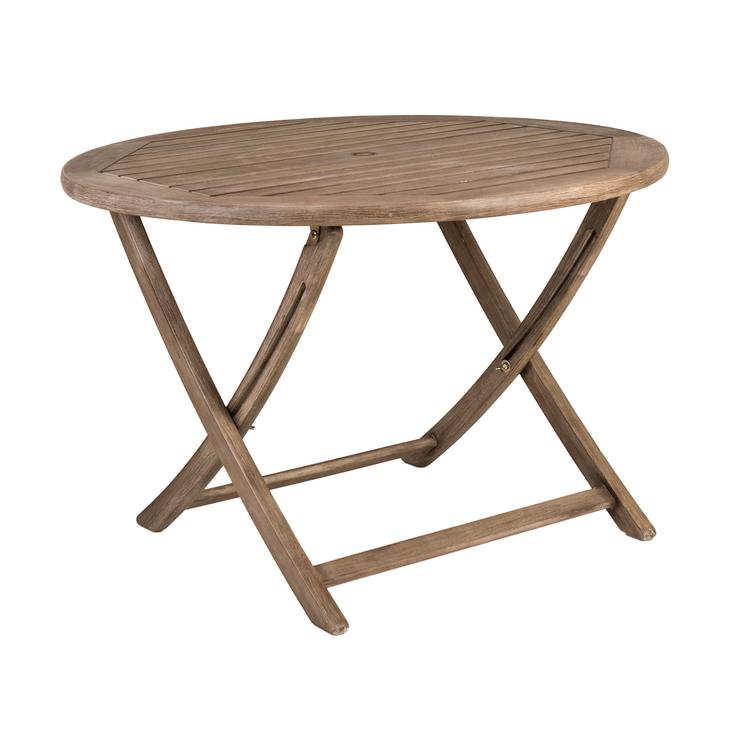 Trädgårdsbord Hopfällbart 1,1m Sherwood