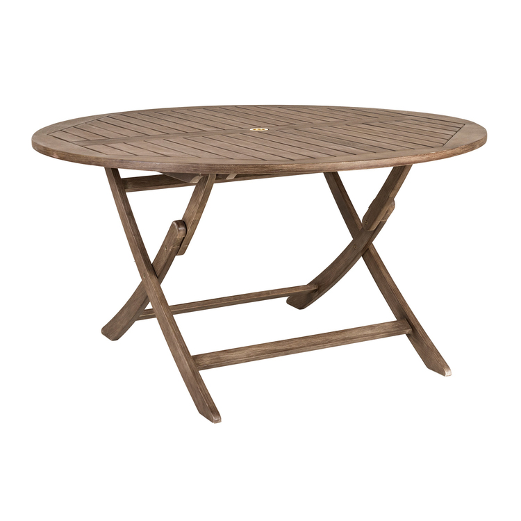 Trädgårdsbord Hopfällbart 1,4m Sherwood
