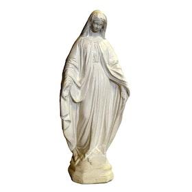 Staty Madonna Obehandlad