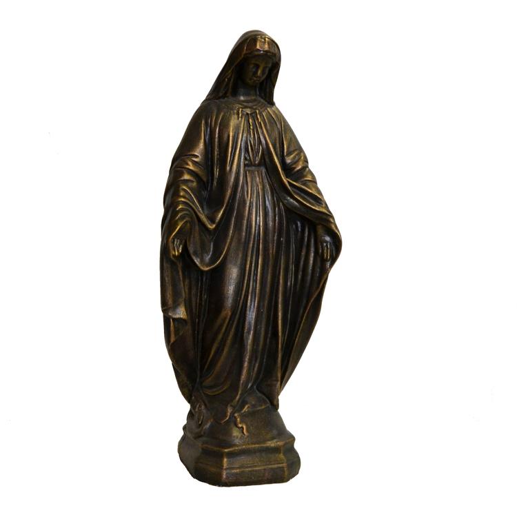 Staty Madonna Brons