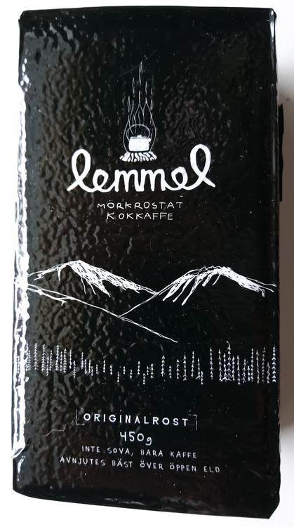 Lemmelkaffe originalrost