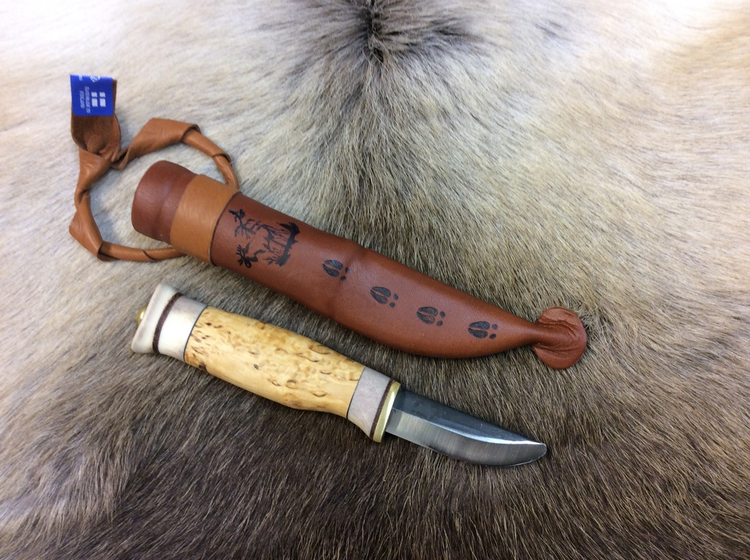 Barnkniv med trubbig spets