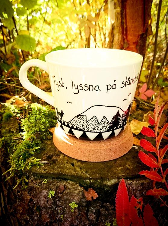 Ida Revholm Mugg - Ståndskallet