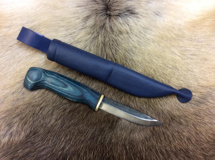 Blå kniven