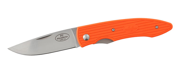 Fällkniven PC Folding Knife - Orange