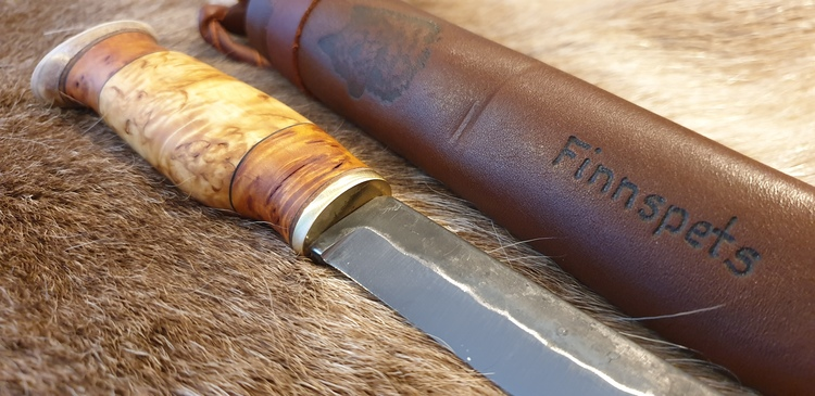 Finnspetskniven!