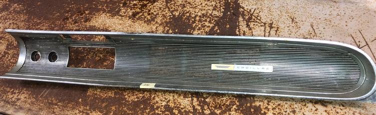 Instrument krom radio & högtalar galler