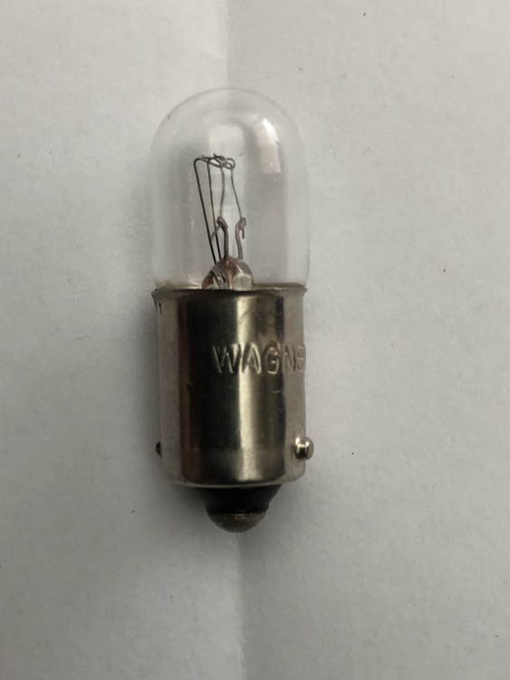 Glödlampa Radiobelysning No.1891