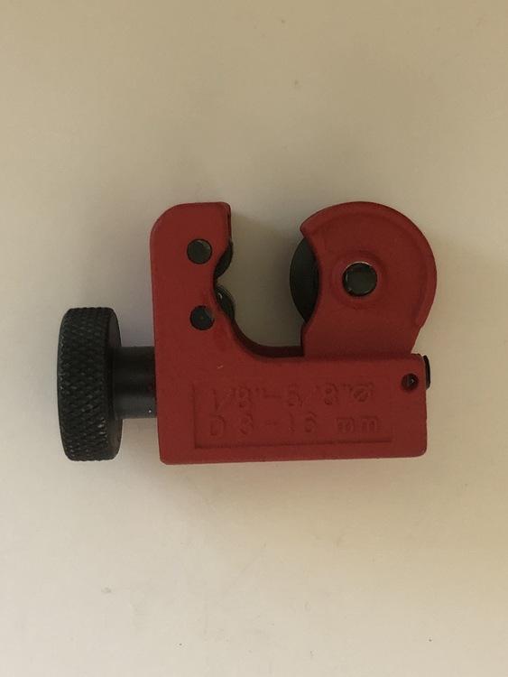Röravskärare Ø8 - 16mm