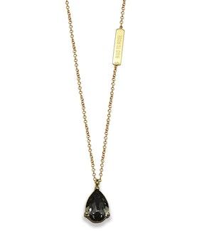 Halsband Diamond Greige, bud to rose
