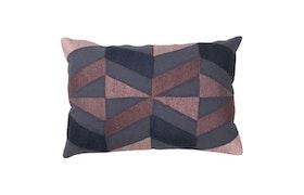 Prydnadskudde, Embroidered Boheme cushion, Cozy living