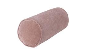 Prydnadskudde, Bolster soft cotton velvet, Cozy living