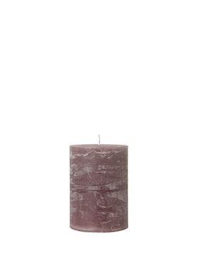 Vackert rustikt blockljus från Cozy Living