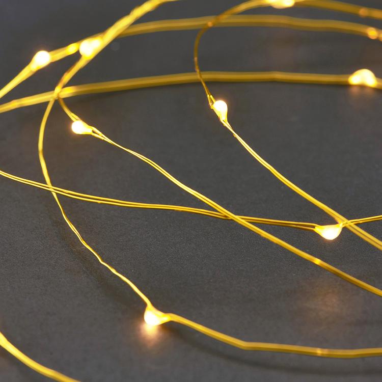 String lights, house doctor