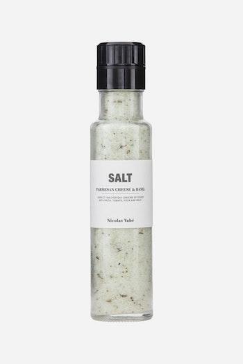 SALT MED PARMESANOST OCH BASILIKA