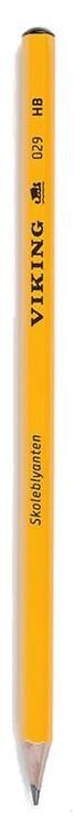 Viking 029 Skoleblyanten blyertspenna HB