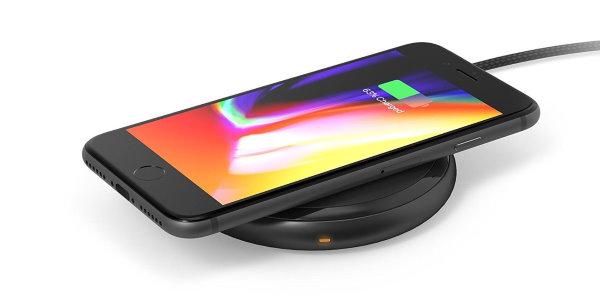 Ladda iPhone trådlöst - snabbt