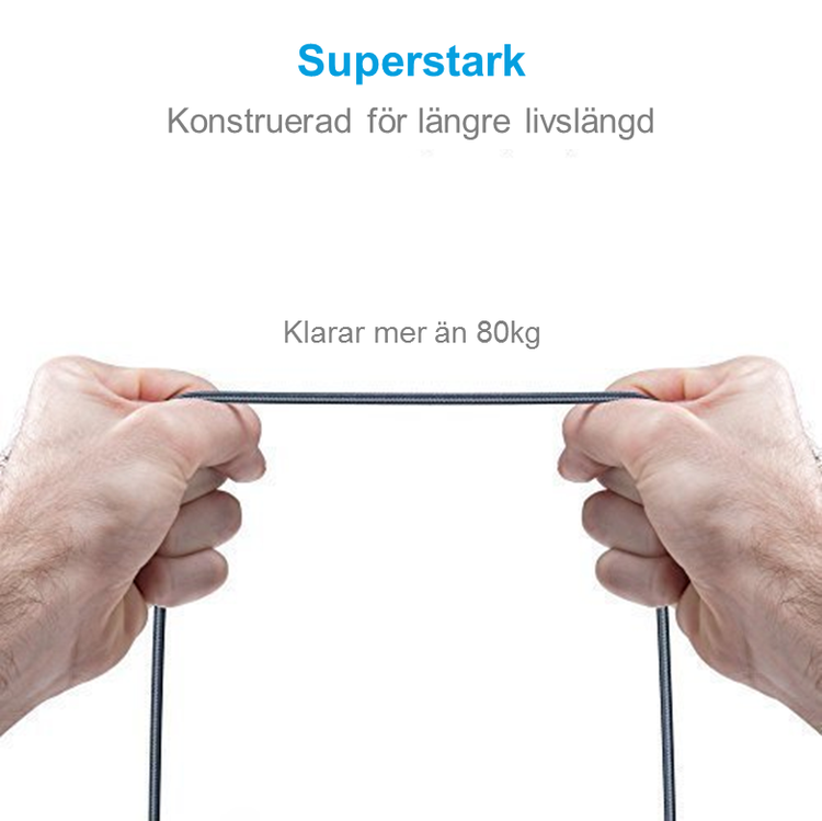 PowerLine plus mikro 180cm, stark