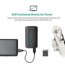 RAVPower Smart FileHub Plus reserouter