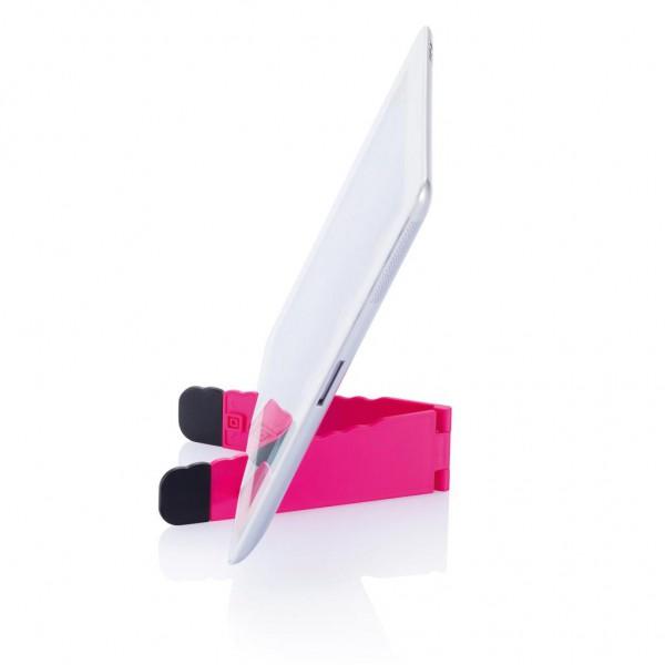 Bobino ställ för surfplattor - rosa