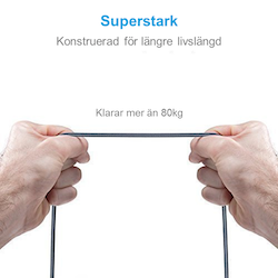 Anker PowerLine+ Mikro-USB kabel, 90cm