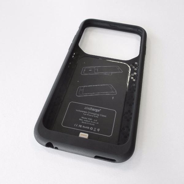 Aircharge iPhone 6/6s MFi Qi trådlöst laddningsskal - utan telefon