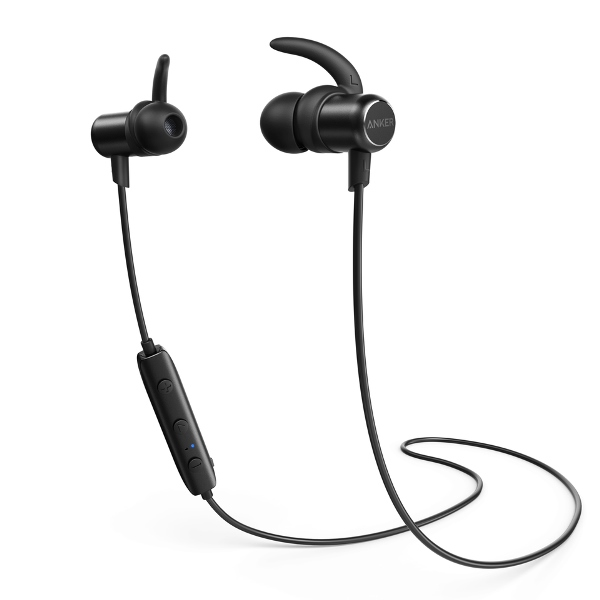 Anker SoundBuds Slim bluetooth hörlurar 2