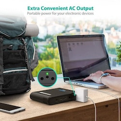 RAVPower 27000mAh eluttag powerbank