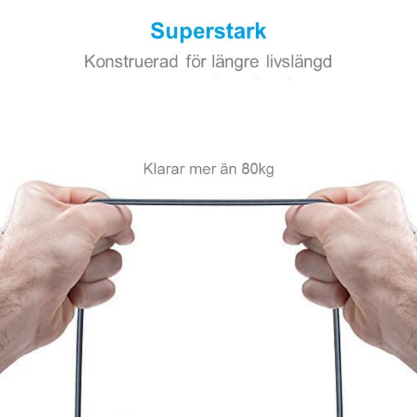 Anker PowerLine plus Lightning superstark