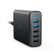 Anker PowerPort Speed 5 - QC mobilladdare