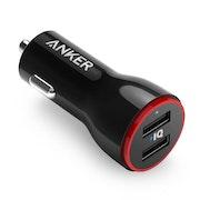 Anker PowerDrive 2 mobilladdare för bilen