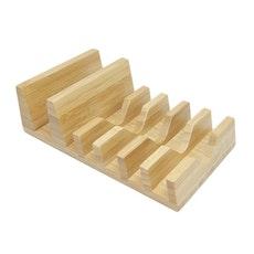 Bambu mobilställ - 6 platser