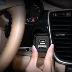 Choetech mobilladdare med QC 3.0 & USB-C
