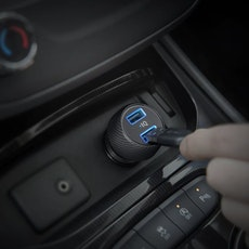 Anker PowerDrive Elite 2 mobilladdare för bilen