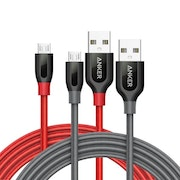 Anker PowerLine+ Mikro-USB kabel, 180cm