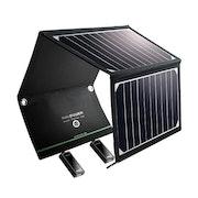 RAVPower solcellsladdare, 16W