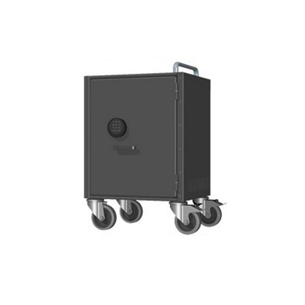 Ceka-Anchorpad datorskåp - Stor - med vagnskit