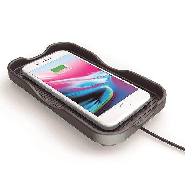 Minibatt trådlös laddare för bilen och mjuka underlag Mobilladdare och powerbanker för alla mobiler