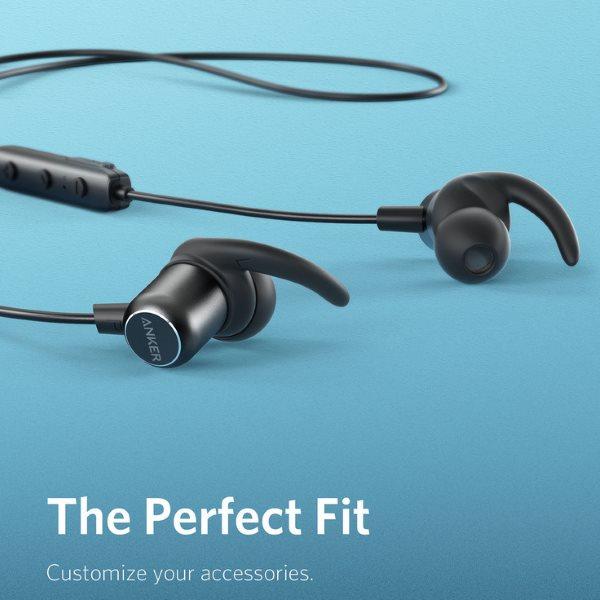 Anker Soundbuds Slim plus bra passform