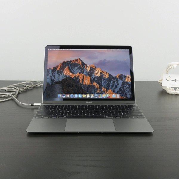 Fuse Chicken Armour USB-C 2m laddar MacBook