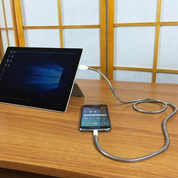 Fuse Chicken Titan mikro-USB 100cm laddar telefon