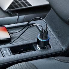 Anker PowerDrive+ Speed 2 USB-C mobilladdare för bilen