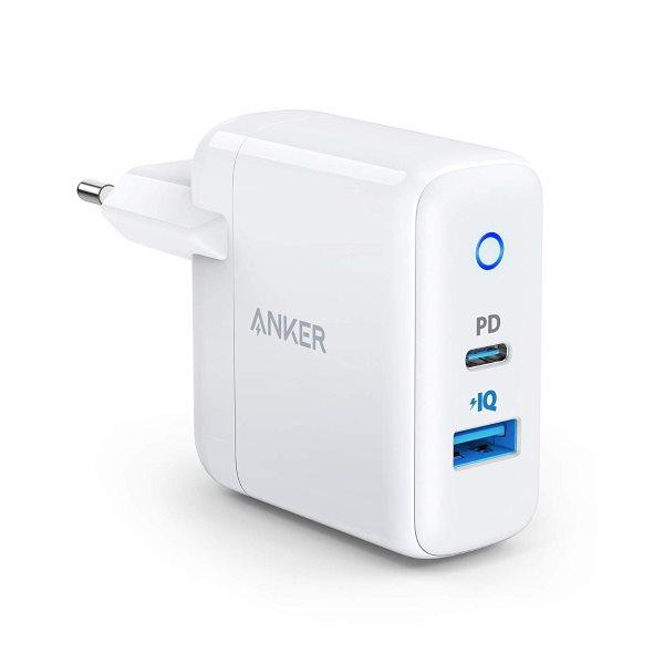 Anker PowerPort PD 2 mobilladdare - vit